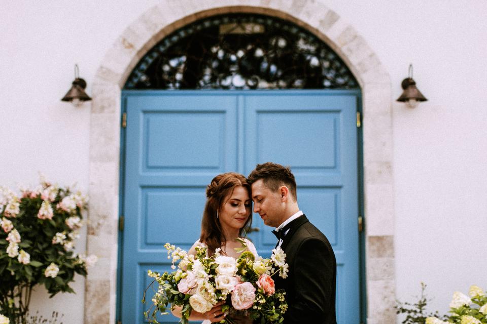 Wesele w Villa Love! klimatyczna Toskania niedaleko Krakowa. | Justyna & Marcin