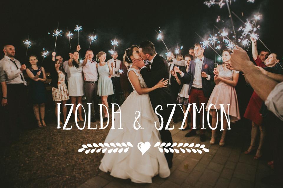 Magia gór oraz piękny ślub we Wiśle! Fotografie ze ślubu Izoldy i Szymona