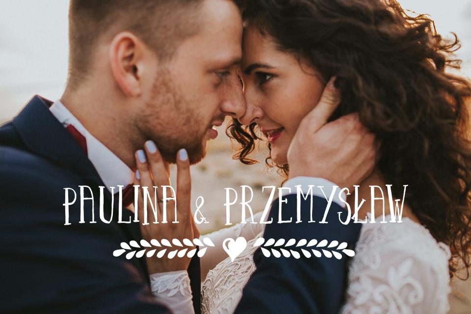 Sesja ślubna na pustyni! Słońce, piasek i wielka miłość... | Paulina i Przemysław