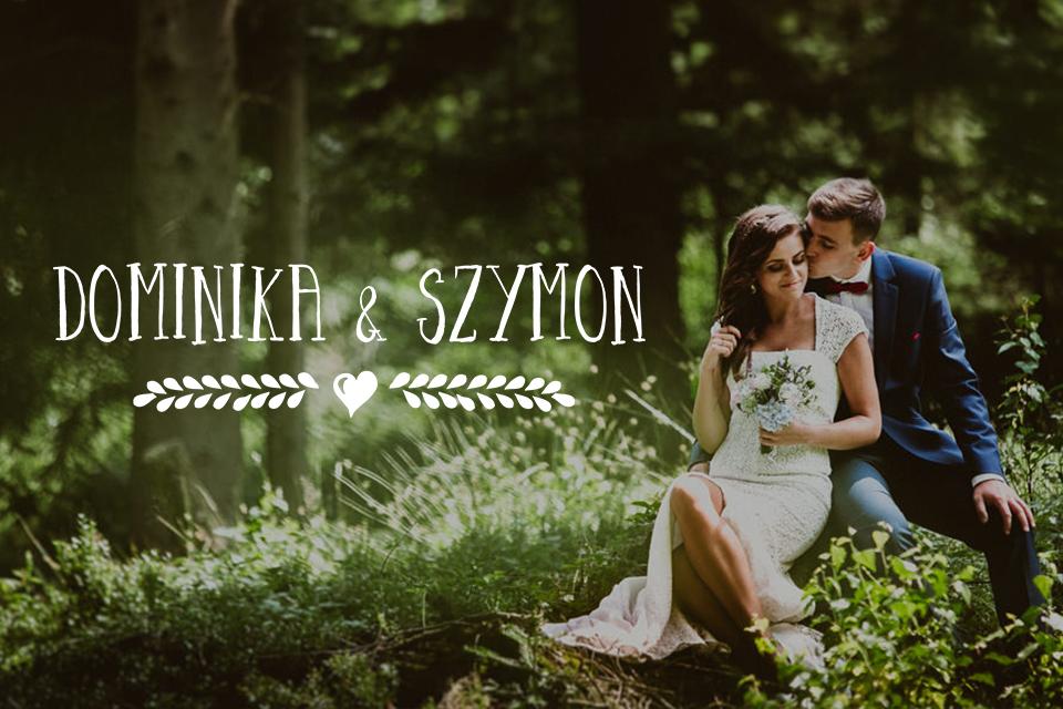 Sesja ślubna w urokliwym lesie Beskidu Małego! | Zdjęcia ślubne Kraków, naturalna fotografia ślubna