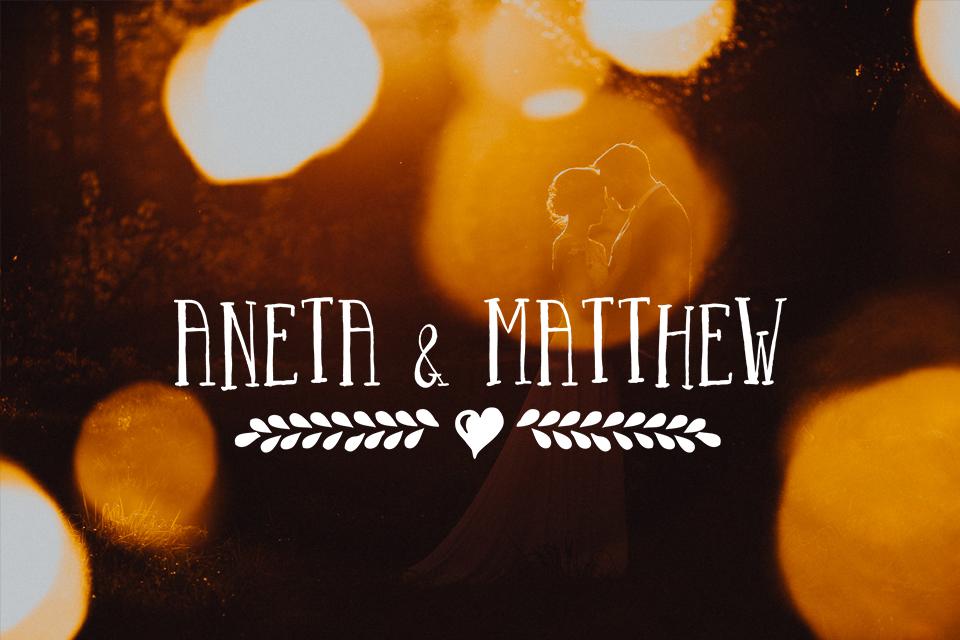 Polsko-Angielski ślub w górach. Zdjęcia pełne piękna i stylu!  | Aneta & Matthew